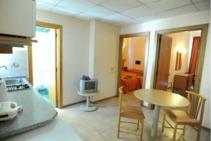 Apartmán se dvěma ložnicemi (TWOSGL), Clubclass, St. Julians - 1