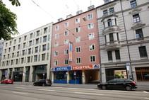Mládežnický hotel - Standard, DID Deutsch-Institut, Mnichov