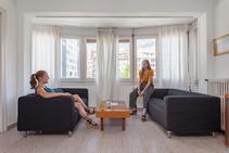 Ilustrační obrázek této kategorie ubytování poskytnutý školou Expanish