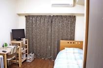 Ilustrační obrázek této kategorie ubytování poskytnutý školou Genki Japanese and Culture School