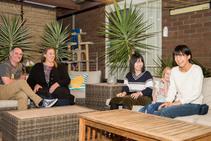 Ilustrační obrázek této kategorie ubytování poskytnutý školou IELI - Intensive English Language Institute