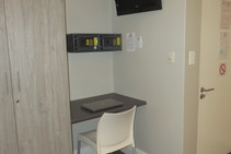 Ih School Residence -Green Point - twin shared, International House, Kapské Město - 2