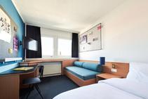 The Student Hotel, Kästner Kolleg, Drážďany - 1