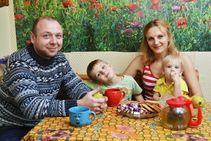 Ilustrační obrázek této kategorie ubytování poskytnutý školou Kiev Language School - 2