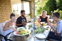 Ilustrační obrázek této kategorie ubytování poskytnutý školou NZLC New Zealand Language Centres