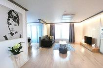 Ilustrační obrázek této kategorie ubytování poskytnutý školou Rolling Korea - 1