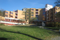 Ilustrační obrázek této kategorie ubytování poskytnutý školou Verbum Novum GmbH - Summer School - 2