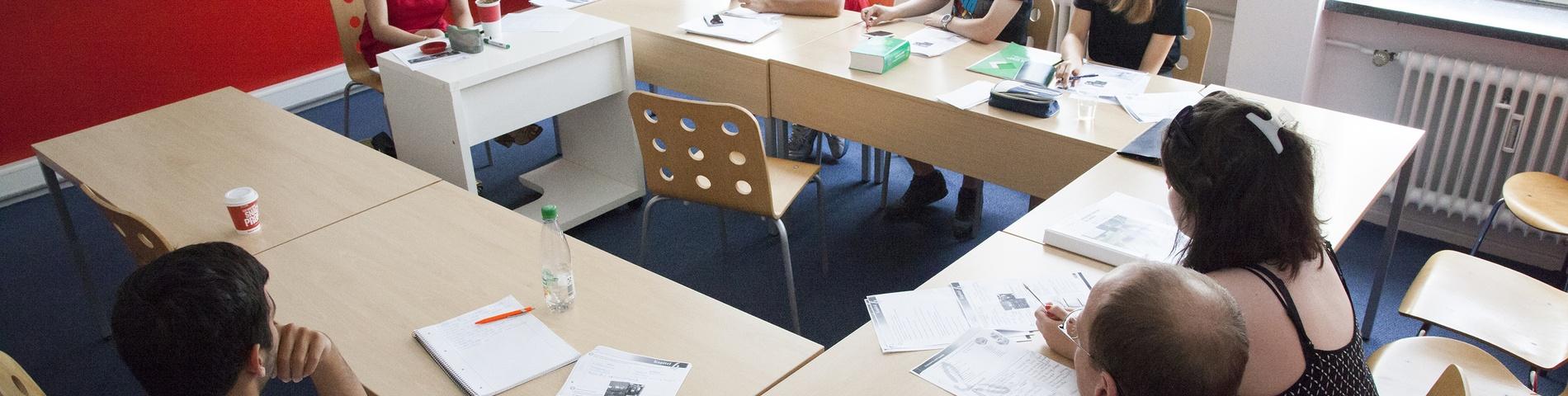 Berlin Sprachschule snímek 1