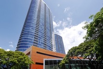 Condominium Residence, Central Pacific College, Honolulu - 2