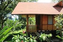 Shared Cabana, Gaia Amazon Spanish School (AGS), Ahuano - 1