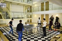 Imagen de ejemplo para esta categoría de alojamiento proporcionada por NCG - New College Group