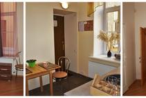 Residencia (habitación con baño), Russian Language Academy, Riga