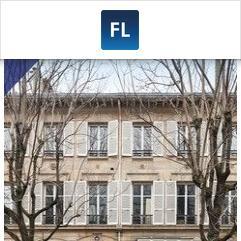France Langue Paris Victor Hugo, París