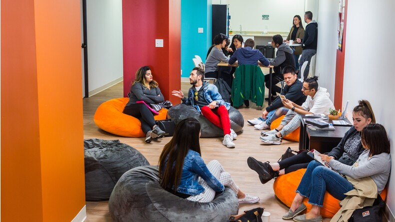 Sala de estudiantes