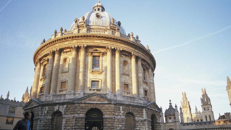 Viendo Oxford