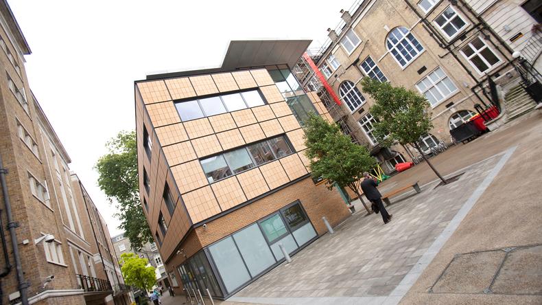 Edificios UCL
