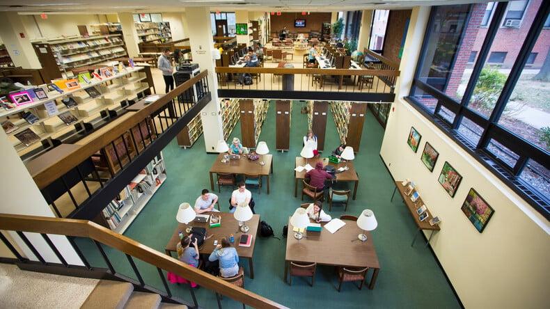 Biblioteca Kings