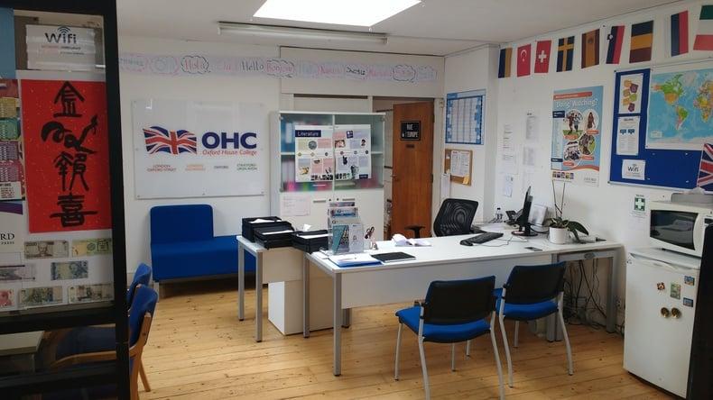 Aula de OHC English