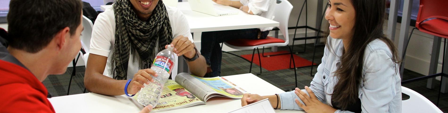 Imagen 1 de la escuela Converse International School of Languages
