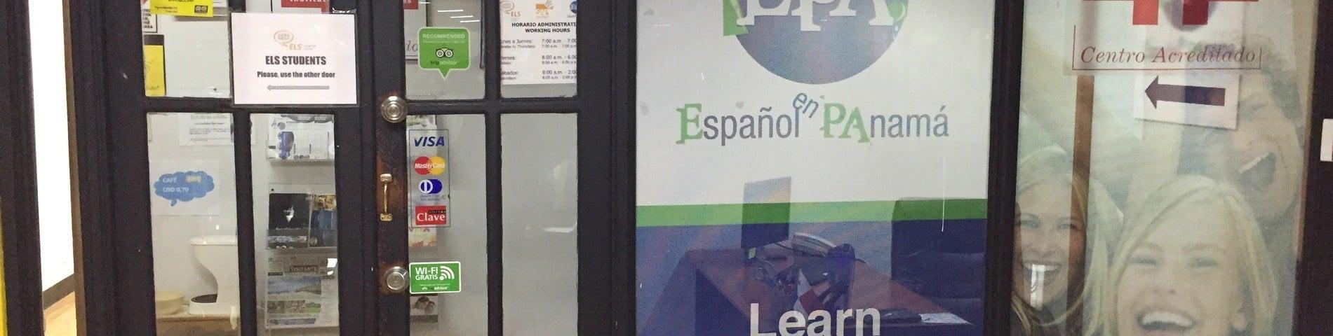 Imagen 1 de la escuela EPA! Español en Panamá