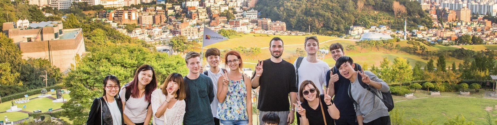 Imagen 1 de la escuela Lexis Korea
