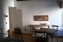Studielejlighed, Accademia Leonardo, Salerno