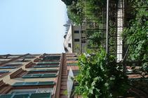 Eksempel på kategori af indkvartering er leveret af Centro Studi Italiani