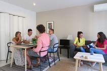 Eksempel på kategori af indkvartering er leveret af Españole International House - 2