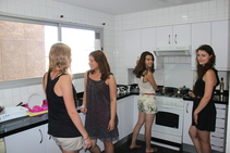 Eksempel på kategori af indkvartering er leveret af Españole International House - 1