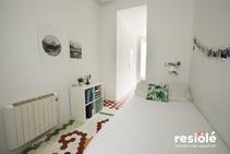 Eksempel på kategori af indkvartering er leveret af Españole International House