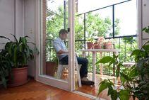 Eksempel på kategori af indkvartering er leveret af Expanish