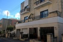 Eksempel på kategori af indkvartering er leveret af GSE - Gateway School of English