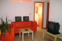 Eksempel på kategori af indkvartering er leveret af Instituto Hispanico de Murcia