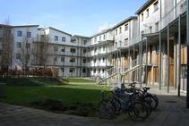 Eksempel på kategori af indkvartering er leveret af Limerick Language Centre - 2