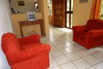 Eksempel på kategori af indkvartering er leveret af Máximo Nivel
