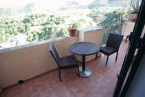 Eksempel på kategori af indkvartering er leveret af Piccola Universita Italiana