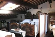 Eksempel på kategori af indkvartering er leveret af Scuola Palazzo Malvisi