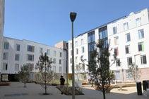 Dorset Point Residence, Twin School, Dublin - 1