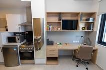 Eksempel på kategori af indkvartering er leveret af UK College of Business and Computing - 1