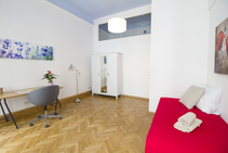 Eksempel på kategori af indkvartering er leveret af Wien Sprachschule - 1