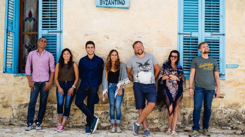 Elever i Limassol