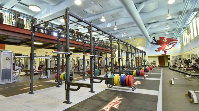 FLS gym i Philadelphia