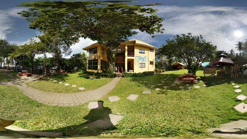 Intercultura Costa Rica Spanish Schools områder