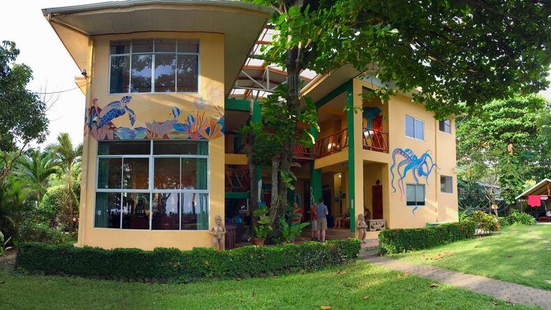 Intercultura Costa Rica Spanish Schools bygning
