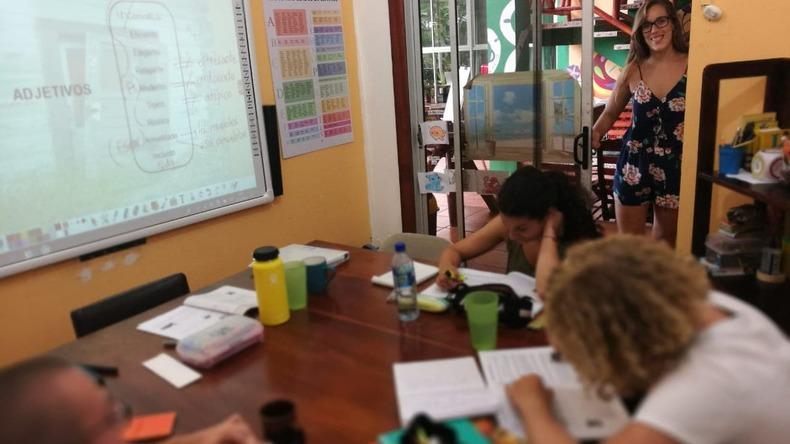 Intercultura Costa Rica Spanish Schools lektion