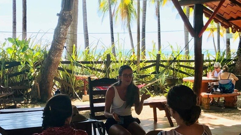 Studerer hos Intercultura Costa Rica Spanish Schools