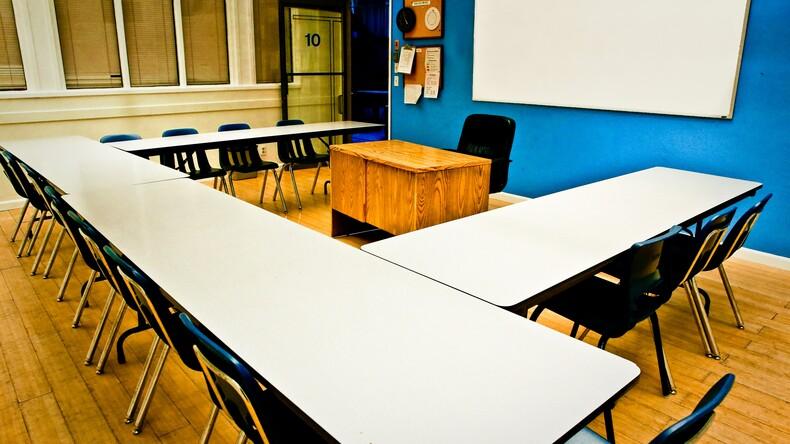 Language Studies International klasseværelse