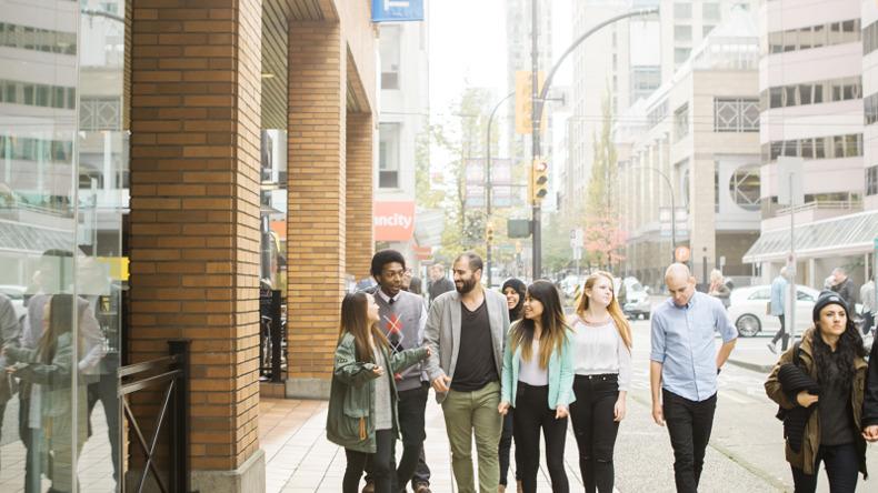 Gader i Vancouver