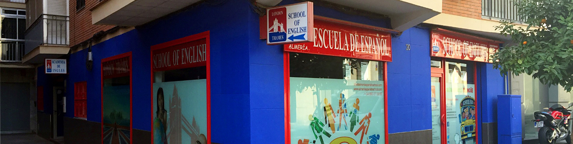 Almeria Spanish School billede 1