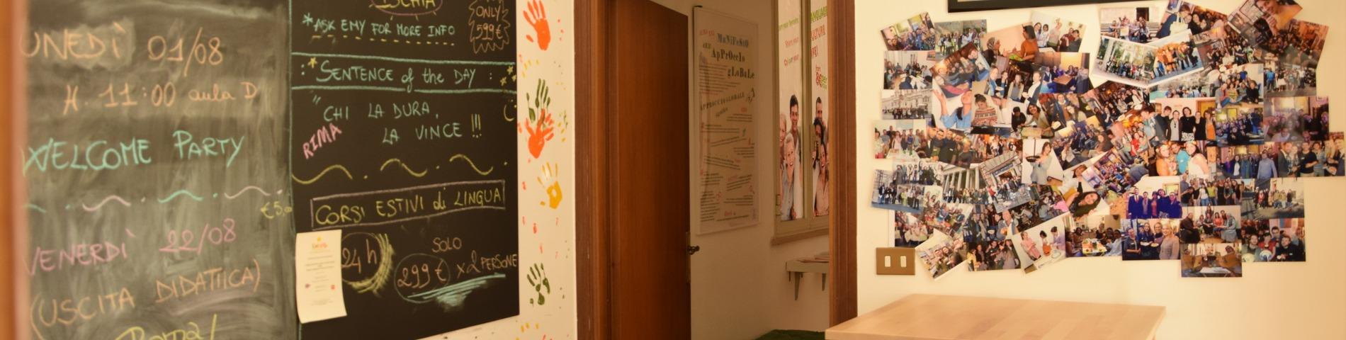 Koiné - Italian Language Centre billede 1